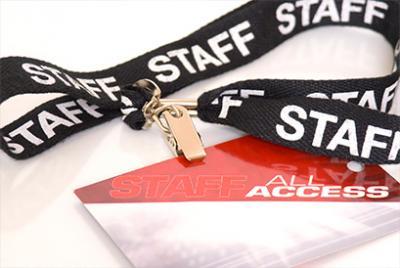Event Passes & Badges
